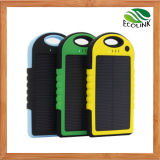 Carregador solar portátil Power Bank para iPhone 6