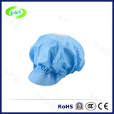 Tampão de segurança antiestático do chapéu da sala de limpeza do ESD do chapéu com furos de ventilação