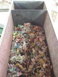 Sistema di riciclaggio dell'animale domestico, lavaggio delle bottiglie che ricicla macchina