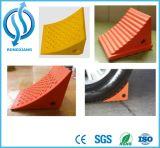 Cuña de la rueda del poliuretano para los carros