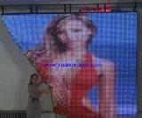 Flexible LED Video Curtain für Stage, DJ und Event Background