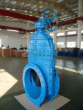Dn1500 de Grote Klep van de Poort van de Grootte met Omleiding voor Drinkbaar Water