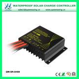 10A impermeabilizan el regulador sin hilos elegante de la batería solar de la luz de calle con el programa piloto del LED (QW-SR-DH50)