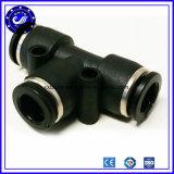 Inserire pneumatico del montaggio di tubo pneumatico dei 3 di modo dell'acciaio inossidabile montaggi dell'aria i montaggi