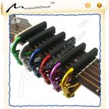 Capo акустической гитары Capo гитары сплава изготовленный на заказ