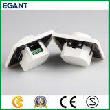 Amortiguador blanco plástico del color para las luces del LED