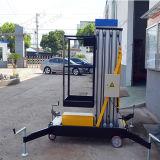 6m-10m Mobile Aluminium Alloy Hydraulic Lift