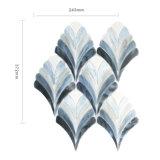 Het unieke Mozaïek van de Tegels van het Gebrandschilderd glas van de Ambacht voor de Decoratie van Backsplash van de Badkamers