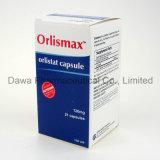 Обработка потери веса капсулы Mg Orlistat Orlismax -120