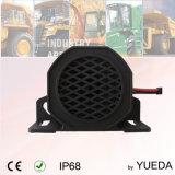 10-48V 107dB impermeabilizzano l'inversione dell'allarme con alloggiamento di nylon