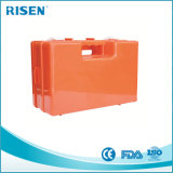ABS опорожняют пластичную коробку скорой помощи/установленную стеной коробку скорой помощи