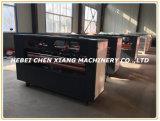 Машина тонкого лезвия гофрированной бумага Cx-1700 разрезая