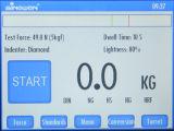 Selbstdrehkopf-Digital-Härte-Prüfvorrichtung Vickers Testgerät