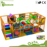 Дети серии конкурентоспособной цены Preschool сползают напольные/крытые цены оборудования спортивной площадки