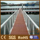 Foshan WPC Engineered Compuesto cubierta de madera al aire libre para los muelles y marinas