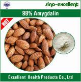 Vitamine B17 de poudre d'extrait d'abricot d'amygdaline de 98%
