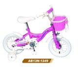Девушок автошины Eco-Freindly детей дюйма белых велосипед 12 (MK14KB-1238)