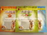 Sacco di plastica dell'alimento per animali domestici del commercio all'ingrosso della fabbrica della Cina (L001)