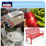 Hsinda Zinc Rich Spray en polvo de recubrimiento para muebles de chapa