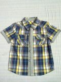 Vestiti popolari dei capretti in camicia Sq-6246 del ragazzo di modo