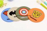 Personalizar acessórios da barra do Coaster do copo dos Coasters da bebida da borracha de silicone