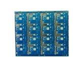 4 placa de circuito chapeada ouro do PWB da camada 94vo RoHS para o perseguidor do GPS