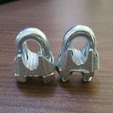 Fournisseur d'usine Rigging Us Type Malleable / Stainless Steel Wire Rope Clip