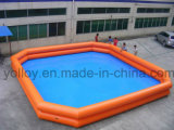 Gaint énorme gonflable Piscine