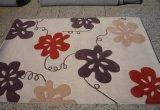 Familien-büschelige Teppich-Bereichs-Wolldecke für Gewebe