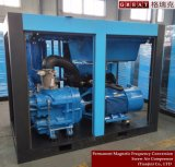 産業回転式ねじ倍の段階の空気圧縮機