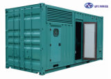 1250kVA 침묵하는 디젤 엔진 발전기 단위, 1000kw 주요한 발전기