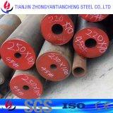 Tubo de acero suave del tubo de acero del horario 40 en los surtidores de acero