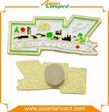 Pin d'insigne d'écran protecteur en métal 3D de promotion