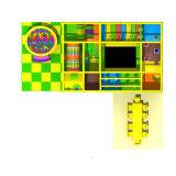 Speelplaats van de Peuter van kinderen voor de Gebruikte Binnen Commercieel van de Speelplaats