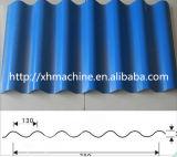 Forma ondulada rolo laminado que dá forma à máquina