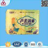 Serviettes hygiéniques de qualité avec le constructeur procurable de garnitures sanitaires d'OEM