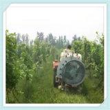 Projeto novo pulverizador montado do crescimento para o vinhedo