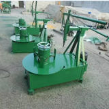 Making 25mm Chips를 위한 폐기물 Tyre Cutting Machine