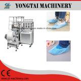Staubdichte Antischienen-nichtgewebter chirurgischer Schuh-Deckel, der Maschine herstellt