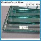 12-19mm freie Balustrade-ausgeglichenes Glasglas