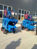 최신 판매 PE 250*400 돌 턱 쇄석기, 이동할 수 있는 턱 쇄석기, 바위 쇄석기