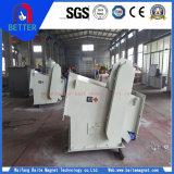 Rcyg Serien-Rohrleitung-selbstreinigende Permanente/Eisen/magnetisches Mineraltrennzeichen für das Aufbereiten der Eisenerz-/Mining/Ceramics-Industrie