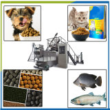 Nahrung- für Haustiereextruder-Maschine/aufbereitende Zeile