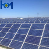 Vetro solare laminato nuovo Doppio-Arco per il modulo di 250W PV