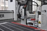 Ranurador auto del CNC del cambio de la herramienta para el fabricante de China de la carpintería