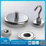 De industriële Magnetische Magneet van de Haak van het Neodymium van de Assemblage Permanente Magnetische