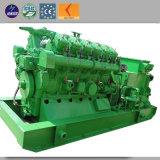 Generador aprobado CE del motor de gas de la biomasa de los pedazos de madera de la cáscara del arroz