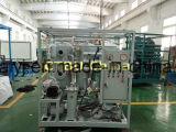 Machine de décarburation de pétrole de transformateur de vide, traitement de raffinerie de pétrole pour le pétrole de transformateur