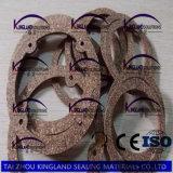 (KLG490) Guarnizione di gomma della guarnizione del sughero