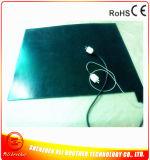 Elektrische Reifen-Heizungs-Auflage-Silikon-Gummi-Heizung 500*280*1.5mm 220V 630W